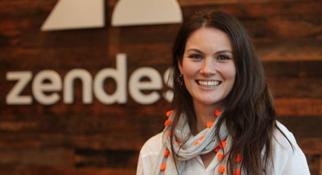 Elaine O'Carroll Zendesk talks about unconscious bias
