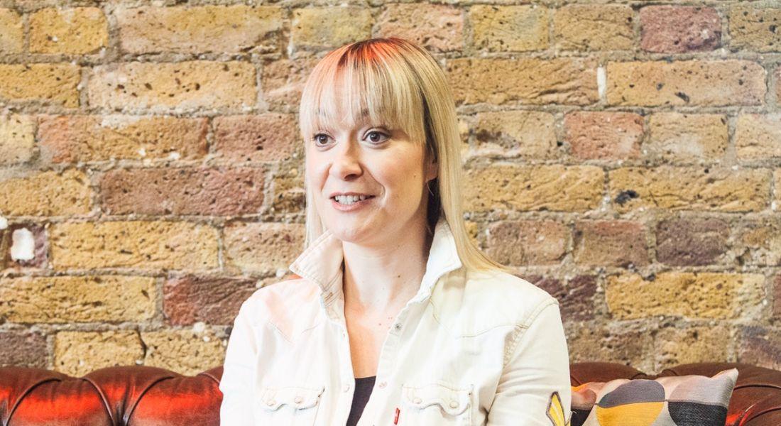 Hayley Sudbury, CEO and founder of Werkin