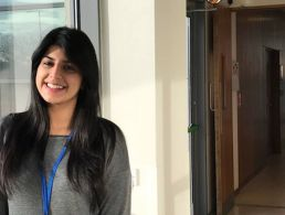 Transitioning from university to 'the forefront of the biotechnology industry'