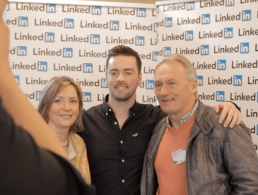 TA leader leaves Ireland for a challenge, returns for family
