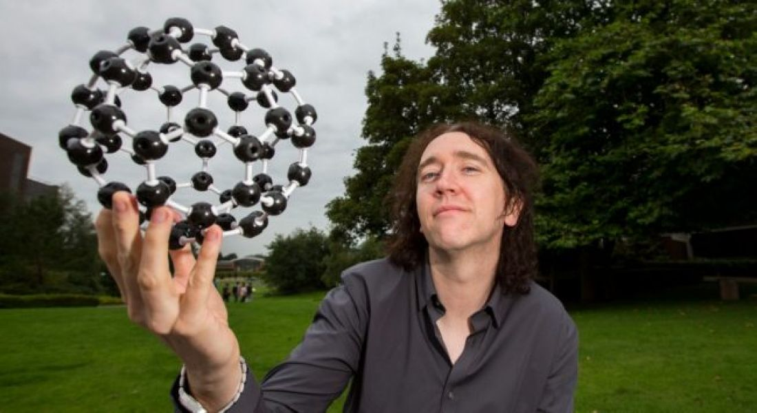 Damien Thompson, senior lecturer and researcher at University of Limerick