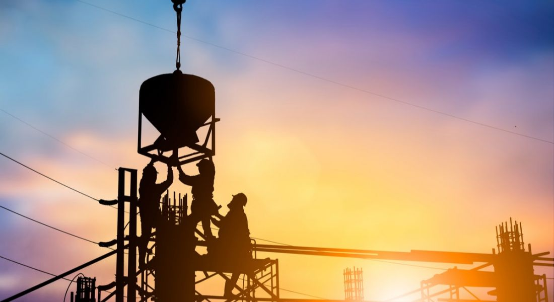 Construction is one of the sectors most acutely experiencing skills shortages. Image: yuttana Contributor Studio/Shutterstock