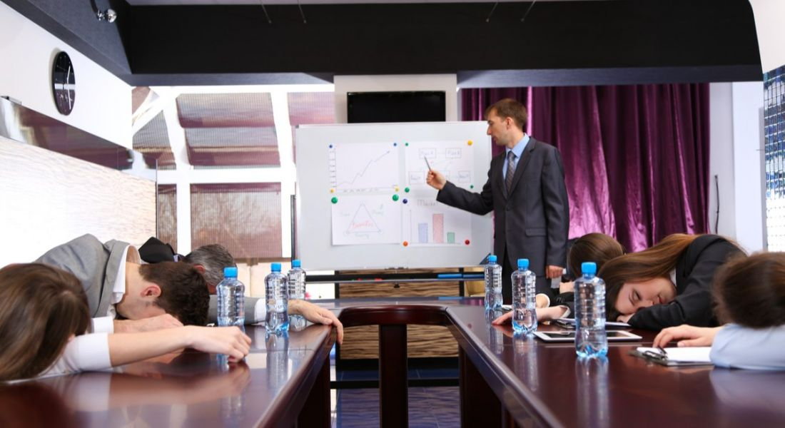 How to keep people engaged and interested during meetings