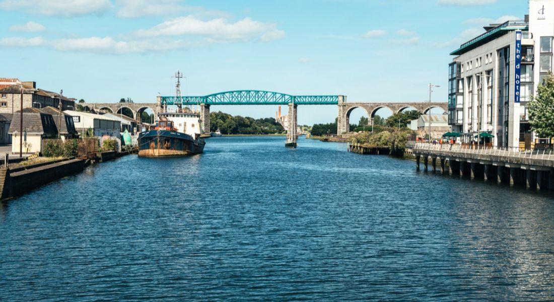River Boyne, Drogheda