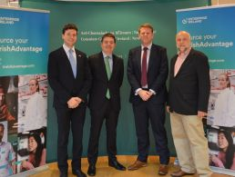 Five emerging innovation firms to create 122 jobs across Ireland