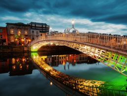 Technical architect from Italy enjoyed happy move to Dublin