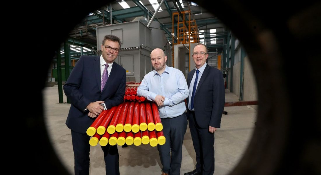 More than 80 jobs in the pipeline at Tyrone-based manufacturer