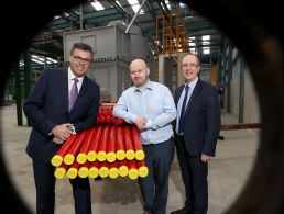 Canadian tech firm Optel Vision to create 140 jobs in Limerick