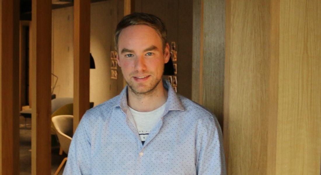 Marc Benedicter, enterprise account executive at Slack