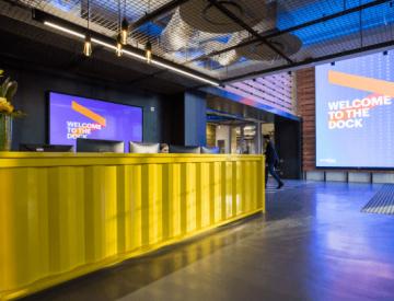 Inside The Dock: An innovation destination