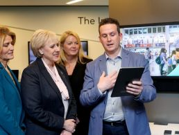 Salesforce.com opens second office in Dublin, creating 100 jobs