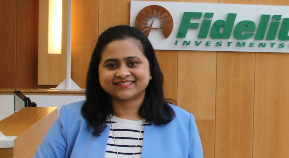 Chaitra Kamath, senior talent and learning manager, Fidelity Investments