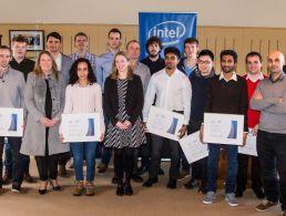 First round of Intel Teach graduates awarded