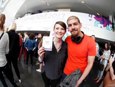 7 career lessons from Inspirefest 2017 – and why you should attend this year