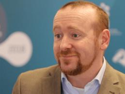 John Sharpe, Avaya Ireland