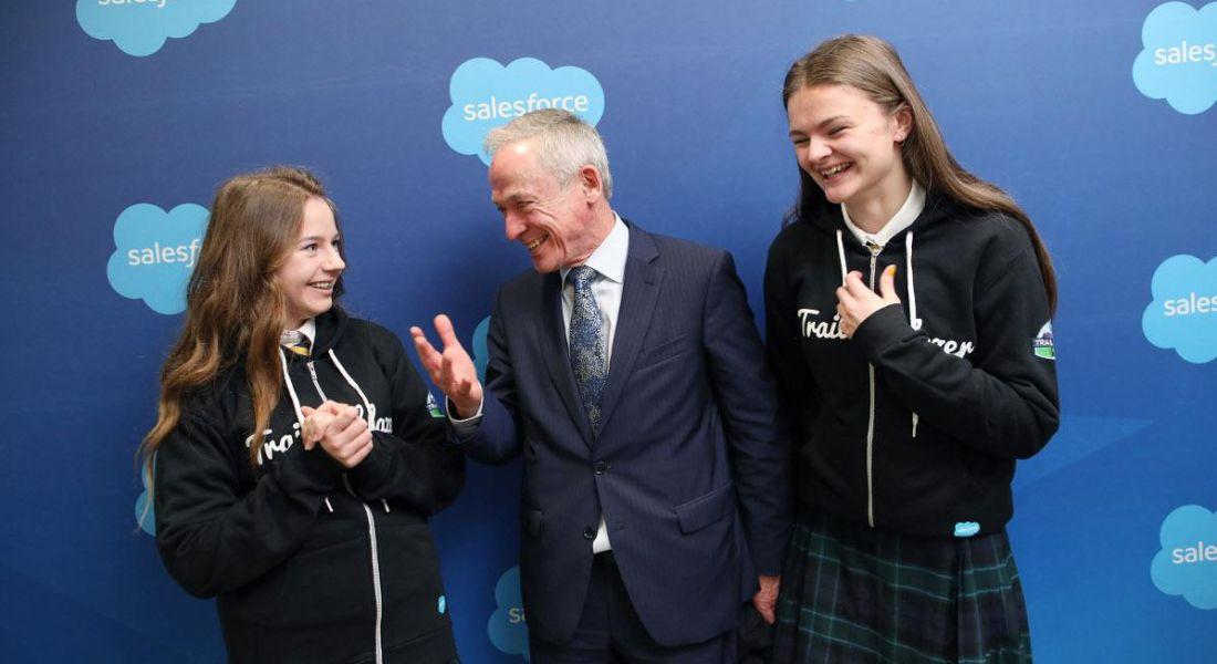 Can we spark a digital skills revolution for girls?