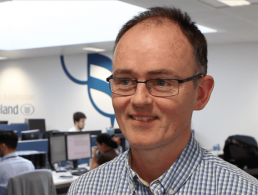 Software developer from Portugal makes change from palace viewings to Dublin living
