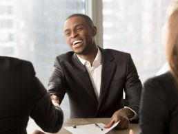 How to calm your nerves before a job interview