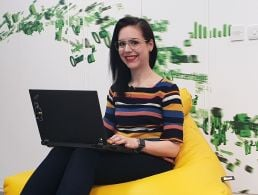 Data operations analyst from France relocates when opportunity knocks