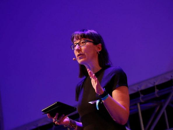 A perfect blend: Inspirefest serves up a stimulating mix of STEM and humanity