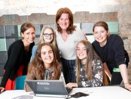 Girls Hack Ireland teaches almost 100 girls to code in one day (video)