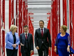 €200m Coca-Cola facility opened in Wexford
