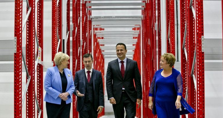 McArdle Skeath supply chain facility opening in Dublin promises new jobs
