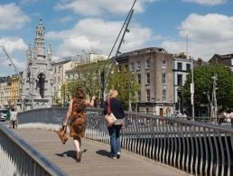 Dublin is the world's 47th most expensive city for expats to live and work in