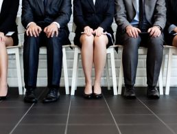 How can you land a job in a crowded market?