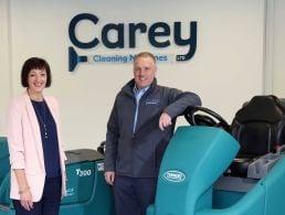 Former Dell VP Sean Corkery named CEO of Siteserv