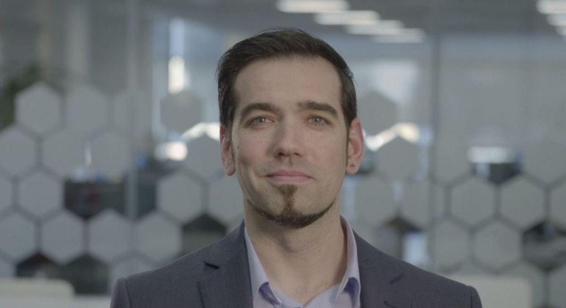 Cristian Varela, senior data architect at Aon Centre for Innovation and Analytics (ACIA). Image: Aon