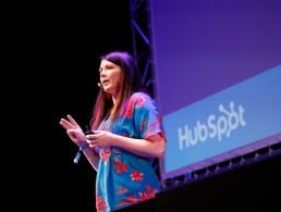 A rapturous standing ovation at Inspirefest for Karla's journey