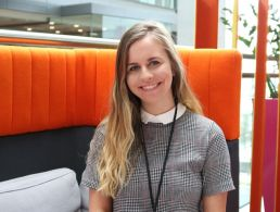 Tech graduate: 'I never expected to be working in the finance sector'