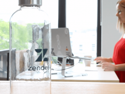 Senior engineering manager: 'I consider myself really lucky at Zendesk'