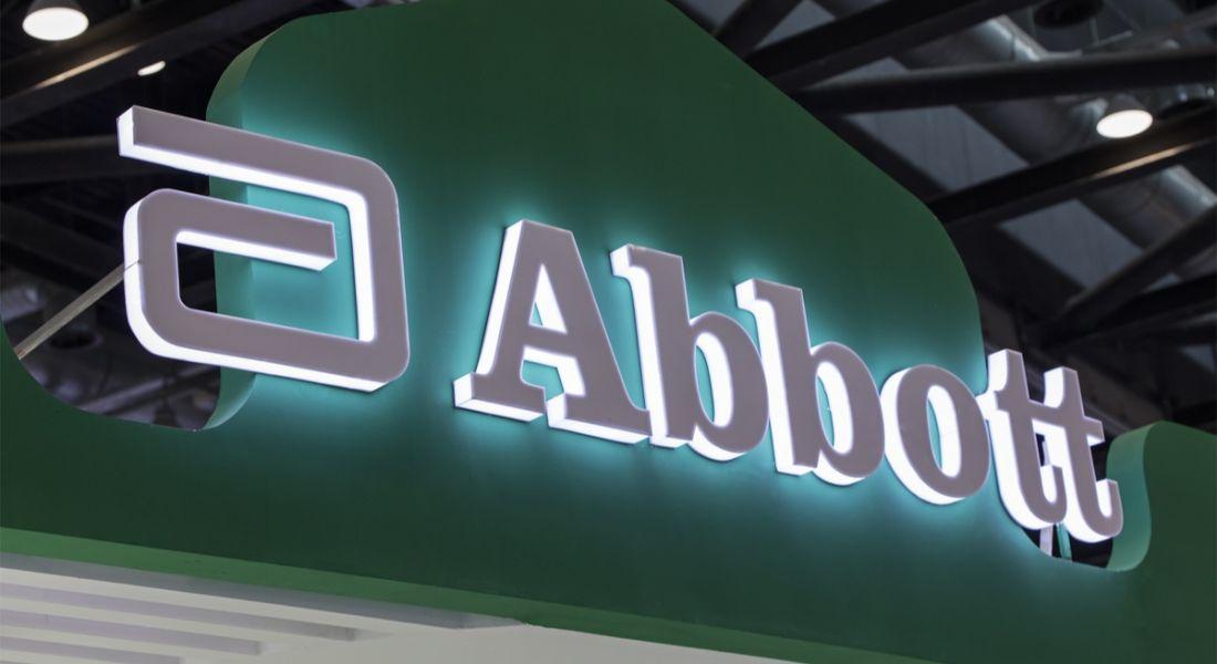 abbott laboratories sign