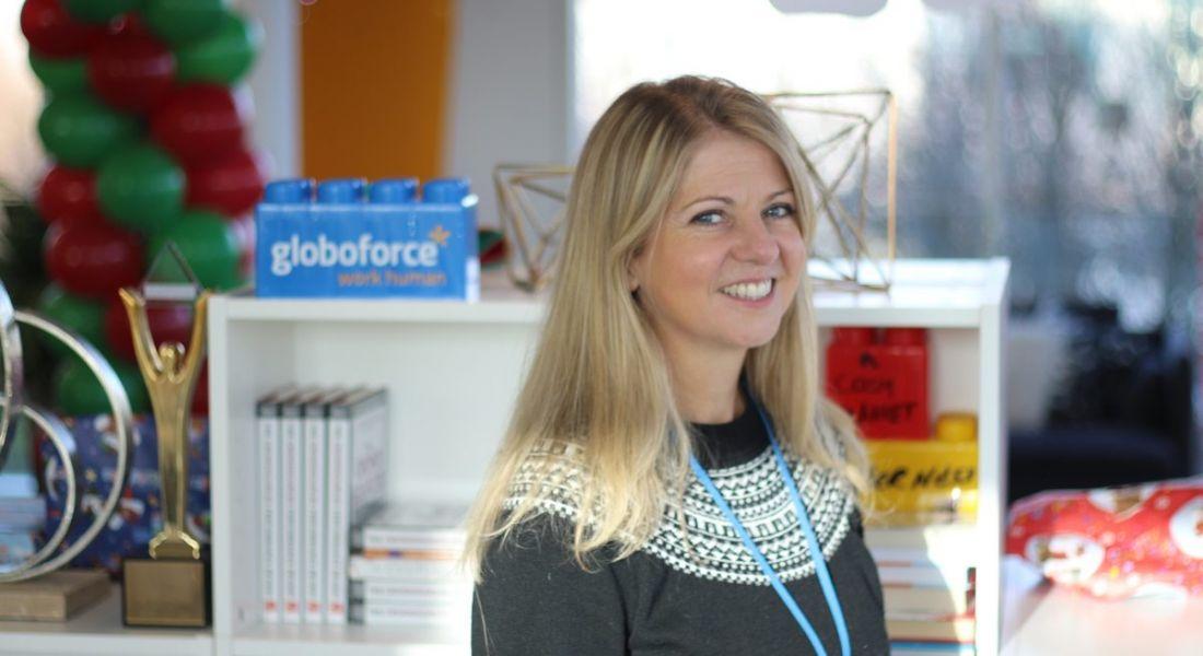 Roseanna McDonald, Windows systems engineer, Globoforce