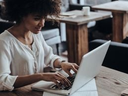 Online networking for success