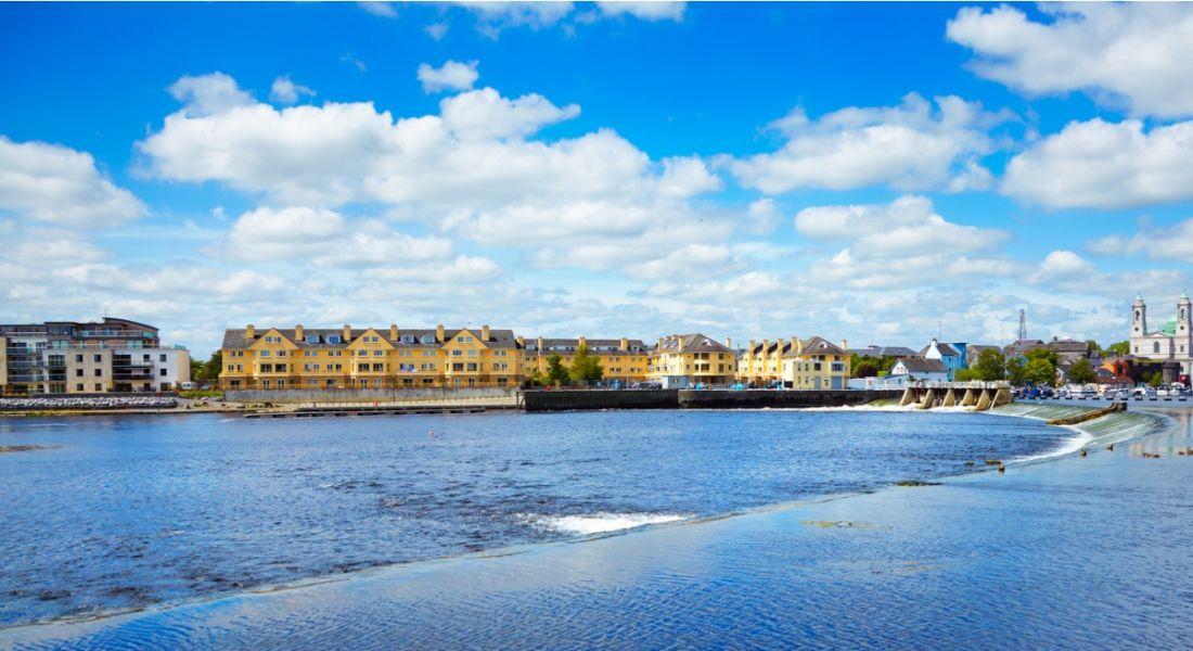 Panorama of Athlone