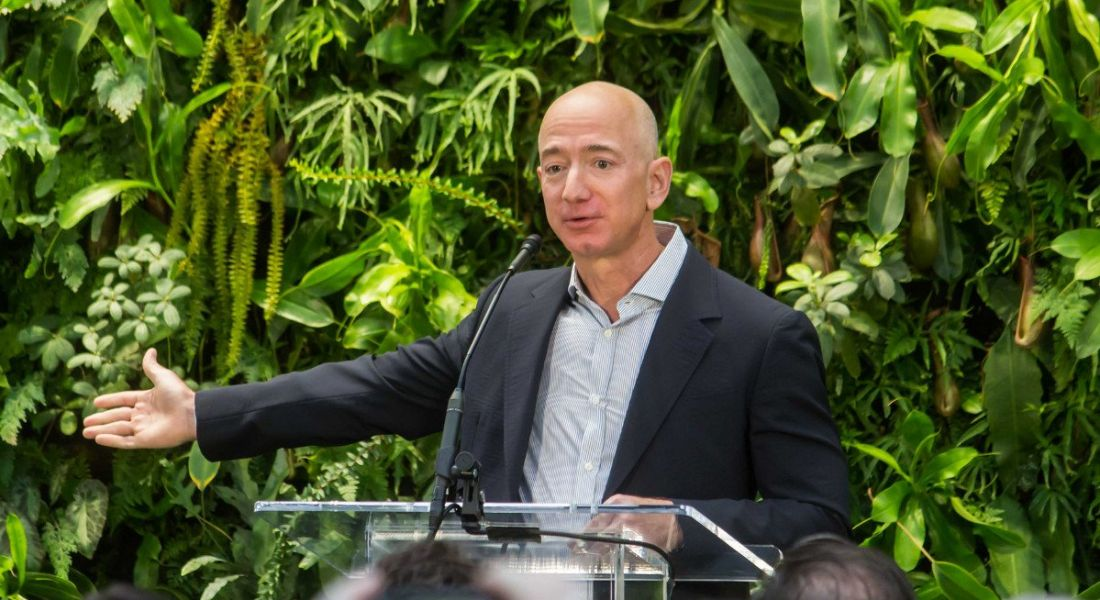 Why Jeff Bezos is wrong about the term 'work-life balance'