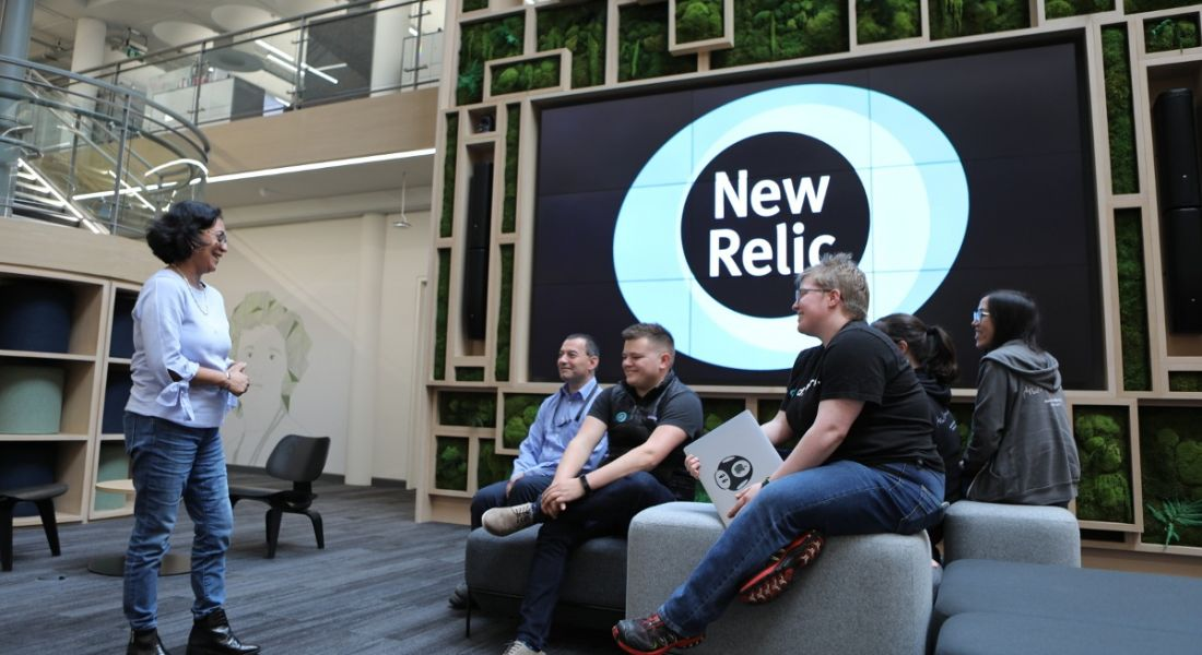 Check out New Relic's cool EMEA HQ in Dublin