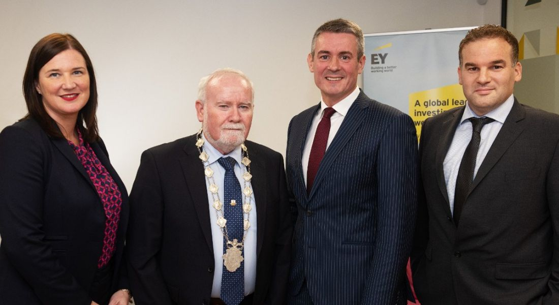 2020 vision as EY plans to create 35 new jobs in Galway expansion