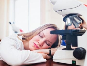 What to do when you're stuck in a rut in life sciences