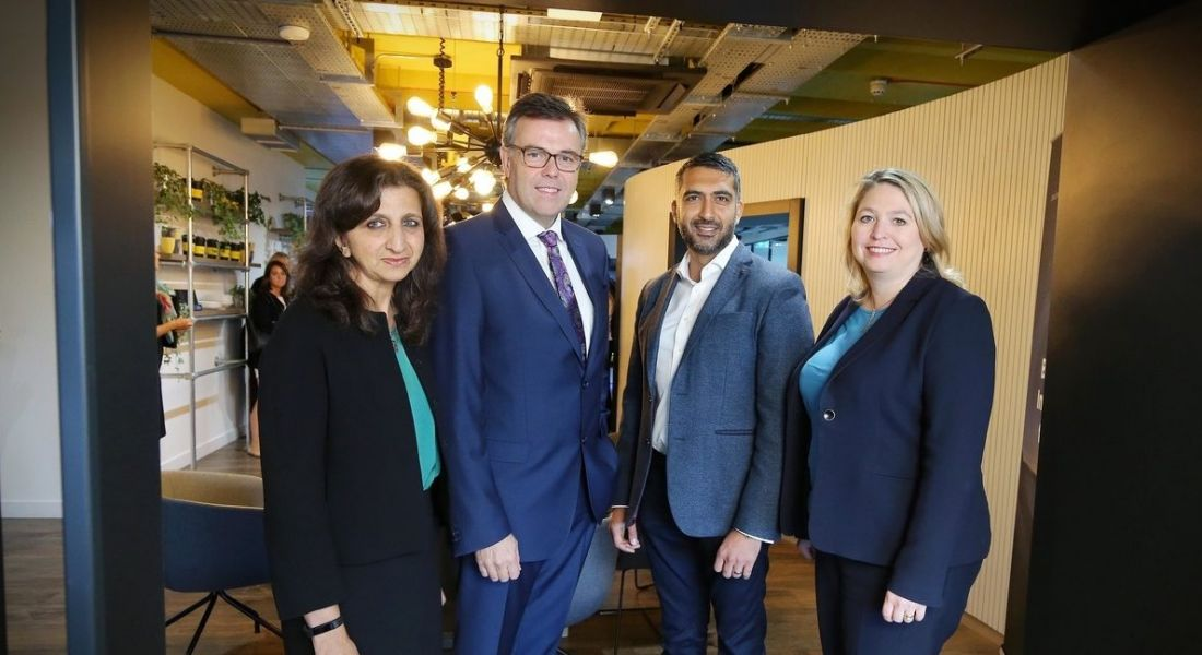 Global innovation firm PA Consulting announces 400 new jobs in Belfast