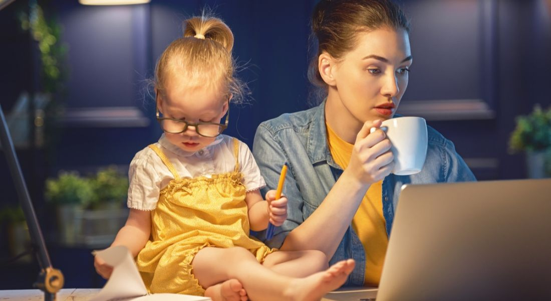 What are we doing to ease the strain on working mothers?