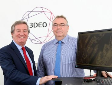 Spacetech firm 3DEO NI to hire 33 in Belfast