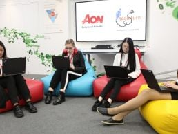 From the tyre factory to tech analytics and innovation at Aon