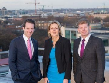 EY makes its first Irish acquisition as it buys DKM consultancy