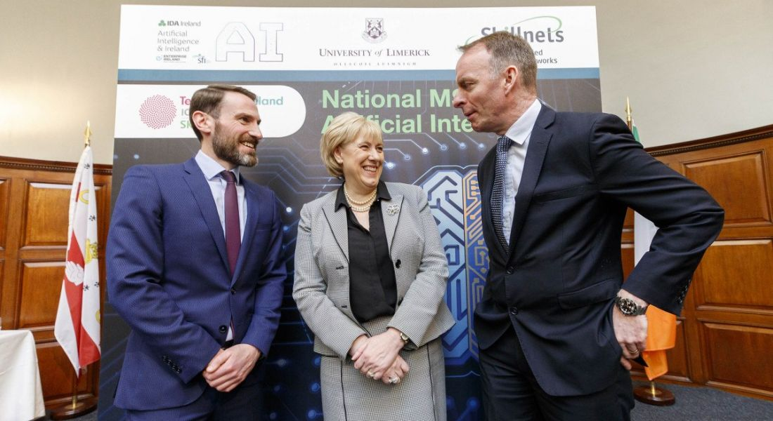 Ireland's first master's degree in AI driven by spectre of a skills shortage