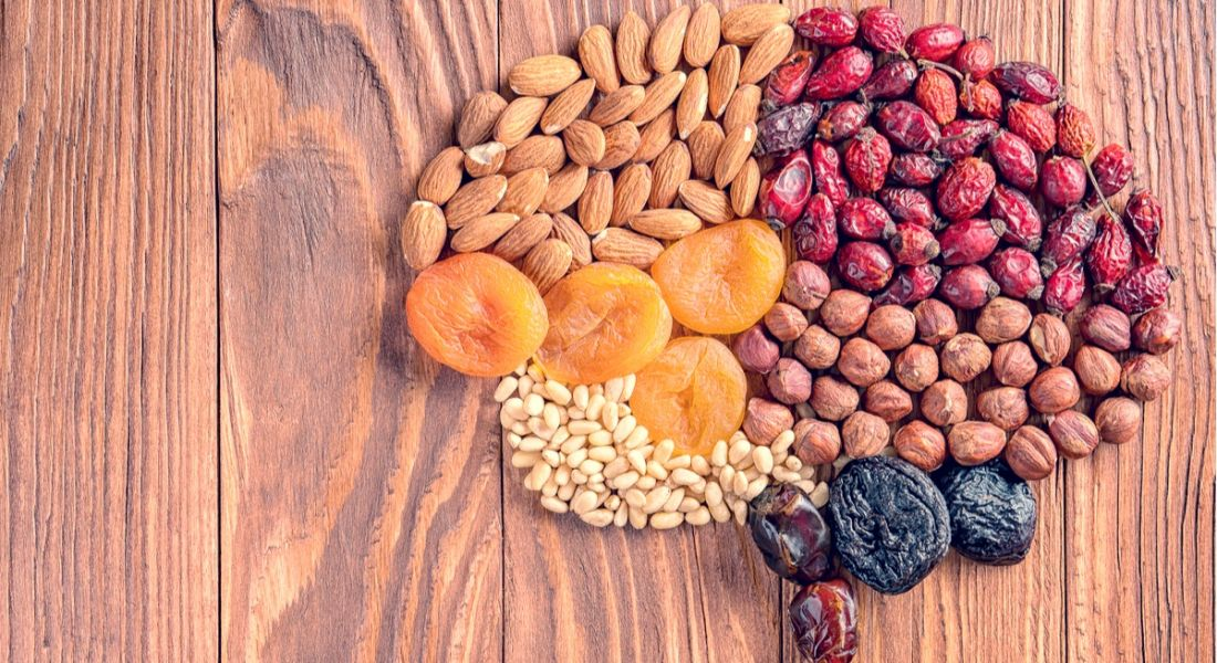 Healthy snacks could be the key to improving your productivity