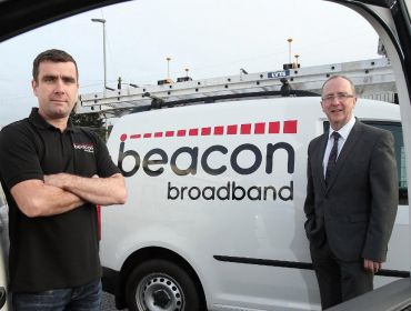 Wireless internet provider Beacon Broadband reveals 12 new roles in Derry